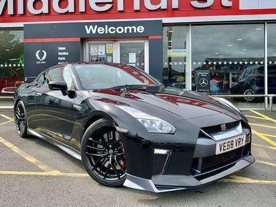used Nissan GT-R 3.8 V6 PRESTIGE AUTO 4WD 2DR