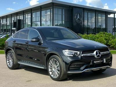 used Mercedes E300 GLC DIESEL COUPE GLC d 4Matic AMG Line Premium 5dr 9G-Tronic