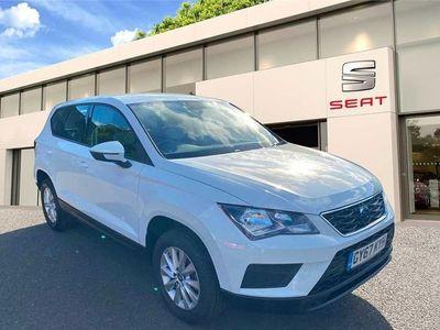 used Seat Ateca SUV 1.0 TSI (115ps) S Ecomotive 5-Door
