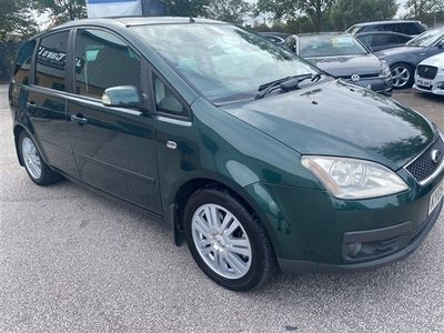 used Ford C-MAX 2.0 TDCi Ghia 5dr