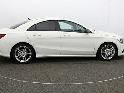 used Mercedes CLA220 Cla ClassD AMG LINE for sale | Big Motoring World