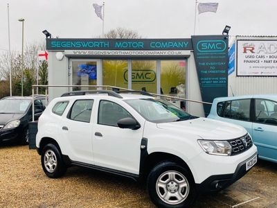 used Dacia Duster 1.0 TCe Essential (s/s) 5dr