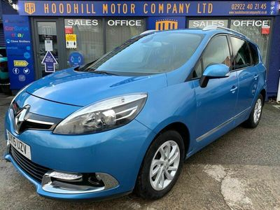 used Renault Grand Scénic 1.5 dCi ENERGY Dynamique TomTom Bose+ Pack (s/s) 5dr