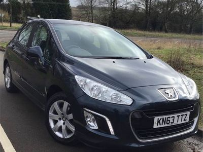 used Peugeot 308 1.6 Hdi 92 Active 5Dr [Sat Nav]