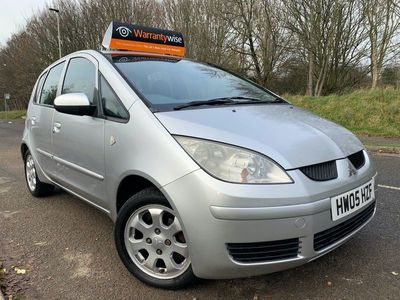 used Mitsubishi Colt 1.3 Equippe AMT 5dr