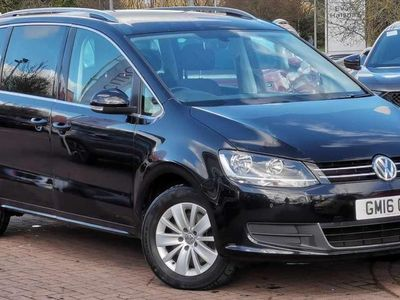 used VW Sharan 2.0 TDI CR BlueMotion Tech 184 SE 5dr DSG
