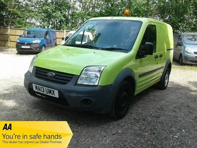 used Ford Transit Connect 1.8TD T200 SWB (75PS) Panel