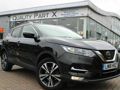 used Nissan Qashqai 1.2 DIG-T N-Connecta XTRON (s/s) 5dr
