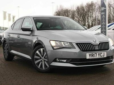 used Skoda Superb 1.6 TDI (120ps) SE Technology DSG Hatchback