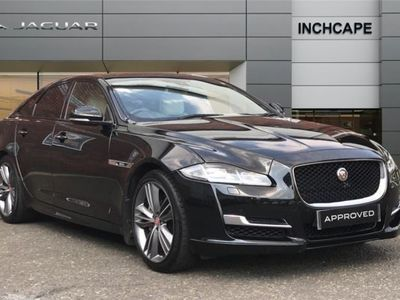 used Jaguar XJ Series 3.0 V6 Supercharged R-Sport 4dr Auto Saloon