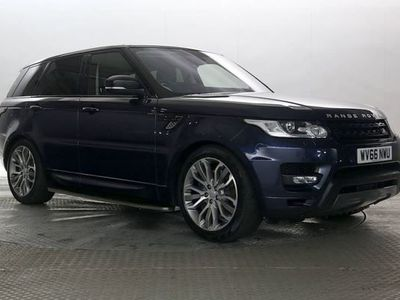 used Land Rover Range Rover Sport 3.0 SDV6 HSE Dynamic 5dr