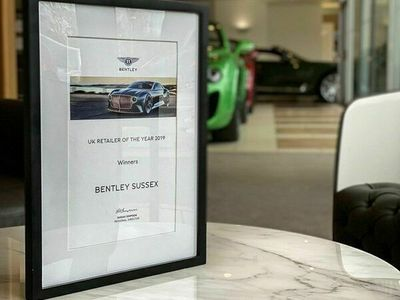 used Bentley Continental GT V8 S MDS