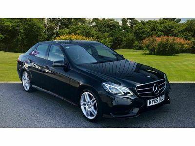 used Mercedes E250 E-ClassCDI AMG Night Edition 4dr 7G-Tronic