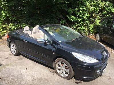 used Peugeot 307 CC Coupe 1.6 Sport 2d
