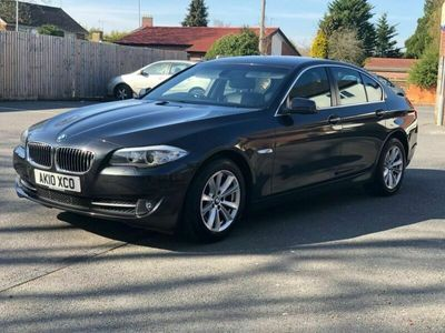 used BMW 525 5 Series 3.0 d SE 4dr