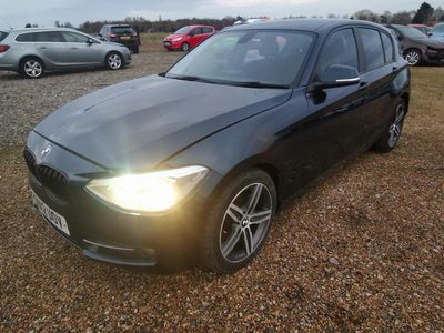 used BMW 120 1 Series d Sport 5dr