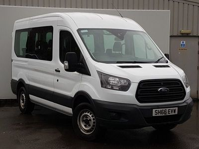 used Ford Transit 2.2 Tdci 125Ps H2 12 Seater