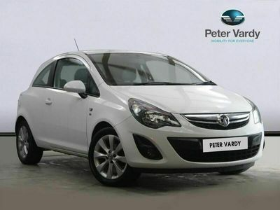used Vauxhall Corsa 1.2 Excite 3dr