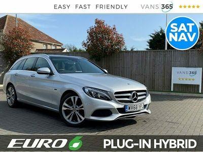 used Mercedes C350e C Class2.0 Sport Plug-in Hybrid Premium Automatic 275bhp 5dr