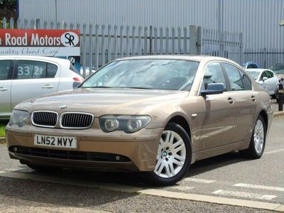 used BMW 735 7 Series 3.6 i 4dr