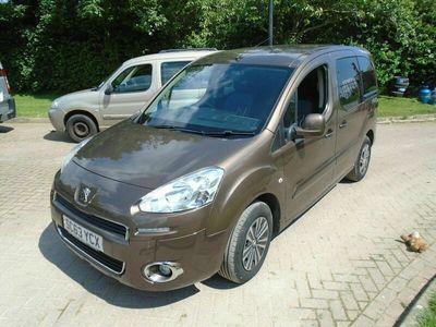 used Peugeot Partner Tepee 1.6 HDi Tepee S 5dr