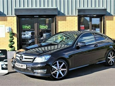 used Mercedes C250 C-Class CoupeCDI AMG Sport Edition 2d Auto