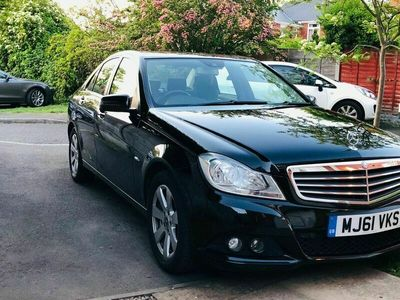 used Mercedes C200 C Class 2.1CDI BlueEFFICIENCY SE Edition 125 4dr
