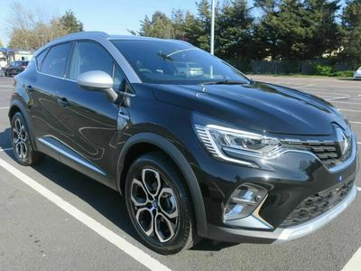 used Renault Captur 1.6 E-TECH 9.8kWh Launch Edition SUV 5dr Petrol Plug-in Hybrid Auto (s/s) (160 ps)