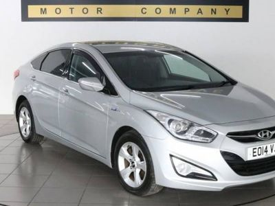 used Hyundai i40 DIESEL MANUAL SALOON 4 DOORS