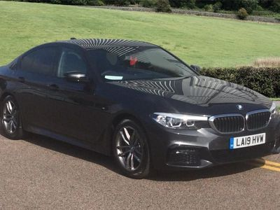 used BMW 520 5 SERIES DIESEL SALOON d M Sport 4dr Auto
