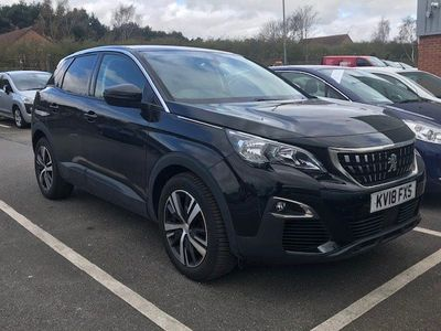 used Peugeot 3008 1.6 BLUEHDI 120PS ACTIVE 5DR ESTATE