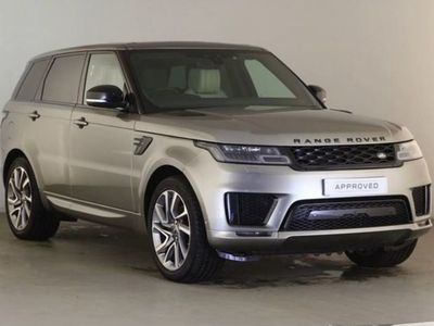 used Land Rover Range Rover Sport 3.0 SDV6 Autobiography Dynamic 5dr Auto [7 Seat] Estate 2019