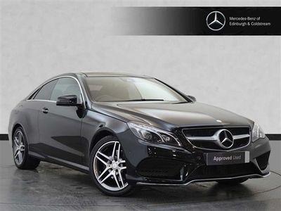 used Mercedes E350 E-ClassBlueTEC AMG Line 2dr 9G-Tronic