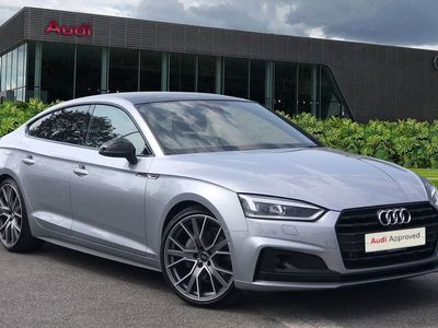 used Audi A5 40 TDI Vorsprung 5dr S Tronic