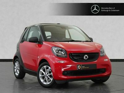 used Smart ForTwo Cabrio passion 52 kW 1.0 2dr