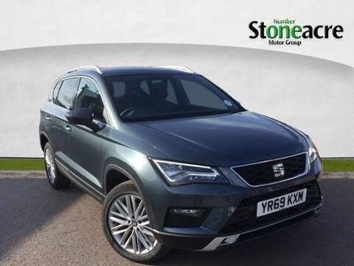 used Seat Ateca 1.6 TDI XCELLENCE SUV 5dr Diesel (s/s) (115 ps)