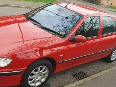 used Peugeot 406 1.8 Rapier Limited Edition 4dr