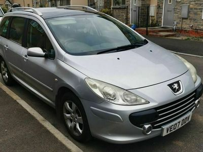 used Peugeot 307 SW 1.6 HDi S 5dr