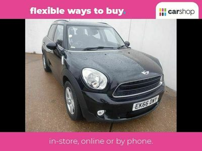 used Mini One Countryman 1.6 5dr [Pepper Pack] Bluetooth