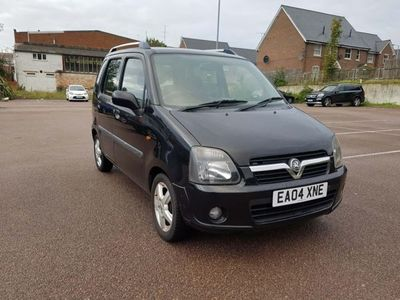 used Vauxhall Agila 1.2 i 16v Design 5dr