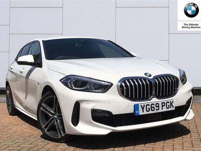 used BMW 118 1 Series I M Sport 5Dr