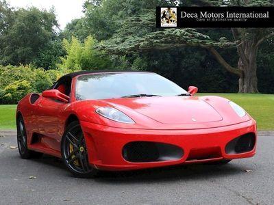 used Ferrari F430 Spider F1 4.3 2dr