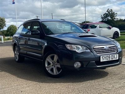 used Subaru Outback 2.0L D RE 5d 150 BHP, 2009 ( )