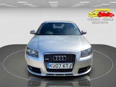 used Audi A3 2.0 TDi Sport 3dr DSG S-LINE