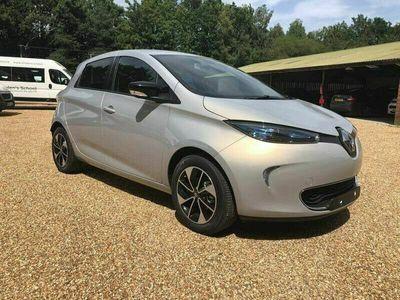 used Renault Zoe E Dynamique Nav (90ps) (Q90) (ZE40)