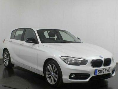 used BMW 118 1 Series 1.5 I SPORT 5d 134 BHP