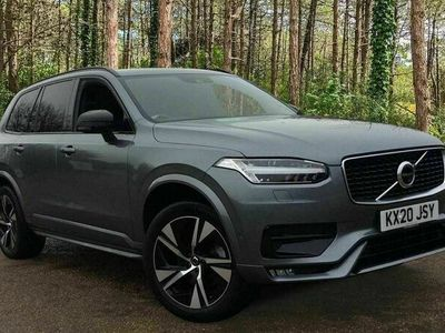 used Volvo XC90 II B5 (Petrol) AWD R-Design Automatic (Sunroof, 360 Camera, Seven Seat Pack) 2.0 5dr
