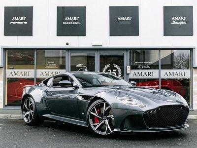 used Aston Martin DBS SUPERLEGGERA COUPE 5.2 V12 2DR AUTOMATIC