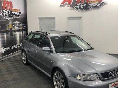 used Audi RS4 AVANT PETROL MANUAL ESTATE 5 DOORS