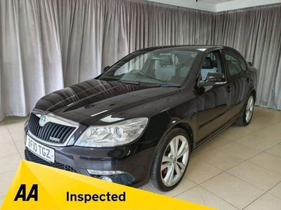 used Skoda Octavia 2.0 VRS TFSI 5d 198 BHP 1 OWNER FROM NEW, SERVICE HISTORY